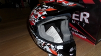 KIDS Viper MX Motorcycle Helmets