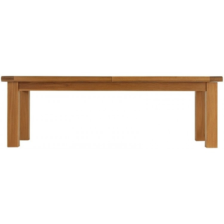 Forest Oak Extra Large Extending Table Oak Dining Tables