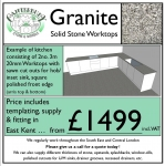 Affordable Granite - Canterbury Stone and Marble