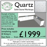 Affordable Quartz - Canterbury Stone and Marble