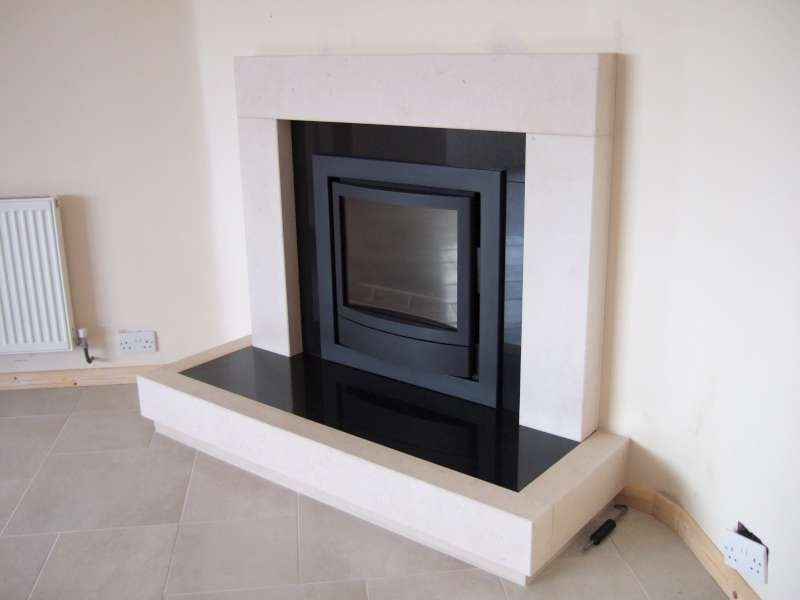 Euroheat It33 Cassette Fireplaces Contemporary Recent
