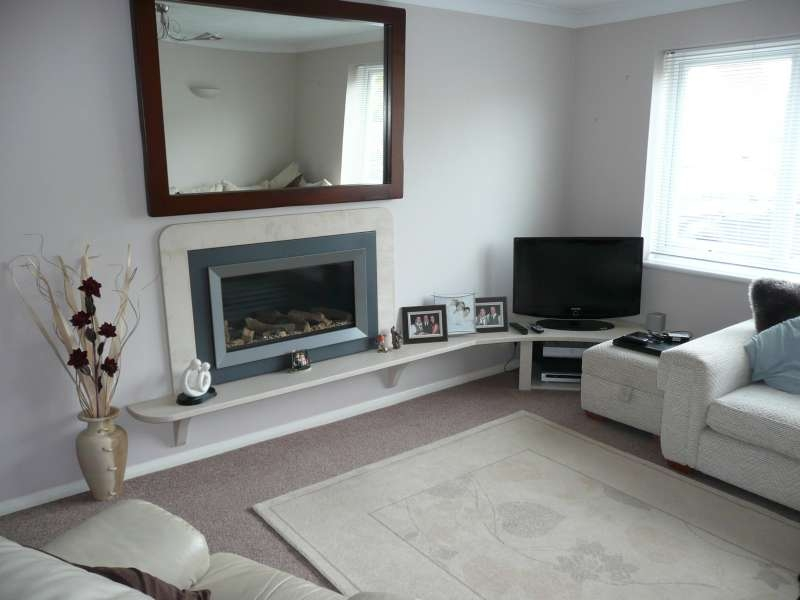 Faber Gas Fire Fireplaces Contemporary Recent Fireplace
