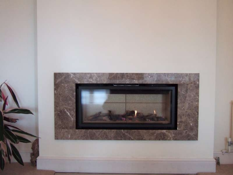 Gazco Studio 2 Gas Fireplaces Contemporary Recent