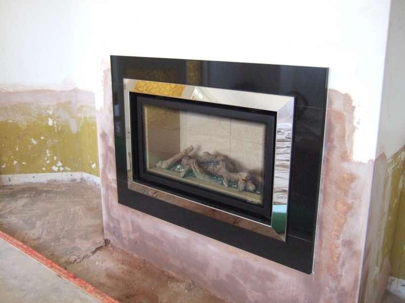 Studio1 Bauhaus Fireplaces Contemporary Recent Fireplace