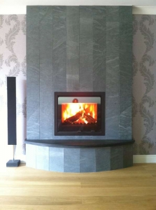 Varde Front Line 55 Fireplaces Contemporary Recent