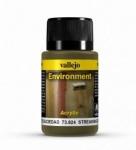 VAL73824   Vallejo Weathering Effects 40ml - Streaking Grime
