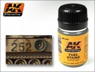 AK FUEL STAINS #AK025