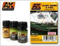 AK SLIMY GRIME & FUEL SET #AK063
