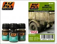 AK  MUD EFFECTS SET #AK061
