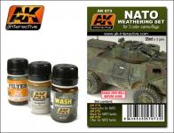 AK NATO WEATHERING SET #AK073