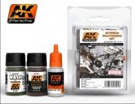 AK Interior Weathering Set AK091
