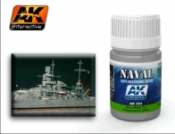 AK GREY  WASH FOR KRIEGSMARINE SHIPS #AK303