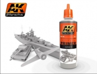 AK INTERACTIVE GREY PRIMER (60ml) #175