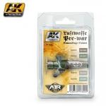 AK LUFTWAFFE PRE-WAR CAMO COLOURS #2320