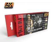 AK M-44 UNIFORM COLOURS SET #AK3020