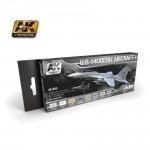AK U.S. MODERN AIRCRAFT SET 1 #2050
