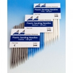ALBION ALLOYS PLASTIC SANDING NEEDLES