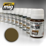 MIG AMMO BROWN FOR YELLOW FILTER #MIG-1504