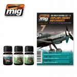 MIG-AMMO ENGINE & EXHAUST WEATHERING SET #A-MIG7420