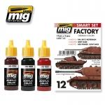 MIG-AMMO FACTORY GERMAN COLOURS #A-MIG1742