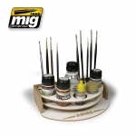 MIG AMMO MINI WORK BENCH ORGANIZER #8002