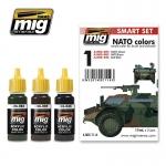 MIG-AMMO NATO COLOURS #A-MIG7114