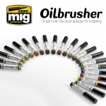 MIG-AMMO OILBRUSHER (COMPLETE SET) A-MIG-3521