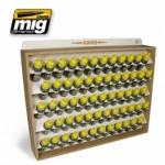 MIG AMMO STORAGE SYSTEM (17ml) #800