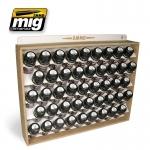 MIG AMMO STORAGE SYSTEM (35ml) #8006