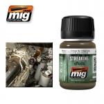 MIG-AMMO STREAKING GRIME FOR INTERIORS #A-MIG1200