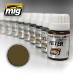 MIG AMMO TAN FOR 3TONE CAMMO FILTER #MIG-1510