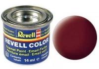 REVELL ENAMAL REDDISH BROWN MATT 14ML (RV32137)