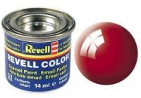 REVELL ENAMEL FIERY RED GLOSS 14ML (RV32131)