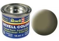 REVELL ENAMEL LIGHT OLIVE MATT 14ML (RV32145)