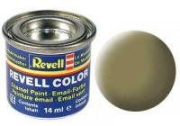 REVELL ENAMEL OLIVE YELLOW MATT 14ML (RV32142)
