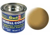 REVELL ENAMEL SANDY YELLOW MATT 14ML (RV32116)