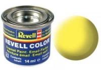 REVELL ENAMEL YELLOW MATT 14ML (RV32115)