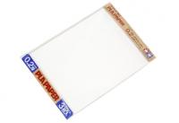 TAMIYA PLA-PAPER 3 PCS (0.2mm) #70209