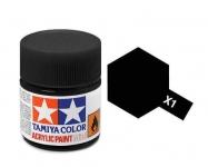 TAMIYA ACRLIC X-1 BLACK
