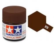 TAMIYA ACRLIC X-9 BROWN