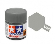 TAMIYA ACRYLIC XF-20 MEDIUM GREY (1Oml)