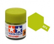 TAMIYA ACRYLIC XF-4 YELLOW GREEN (1Oml)