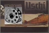USCHI VAN DER ROSTEN RIGGING BOBBIN (STANDARD 0.005mm x 45m) #4005