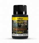 VAL73817        Vallejo Weathering Effects 40ml - Petrol Spills