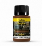 VAL73818      Vallejo Weathering Effects 40ml - Brown Engine Soot