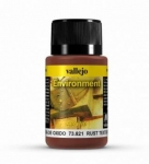 VAL73821 Vallejo Weathering Effects 40ml - Rust Texture