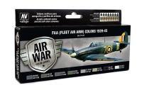 VALLEJO FAA (FLEET AIR ARM) Colors 1939-1945 #71147