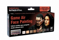 VALLEJO GAME AIR FACE PAINTING #72865