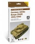 VALLEJO GERMAN AFRIKA KORPS 1941/1942 #78.409
