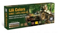 VALLEJO IJAEARLY/LATE PAINT SET #71.160